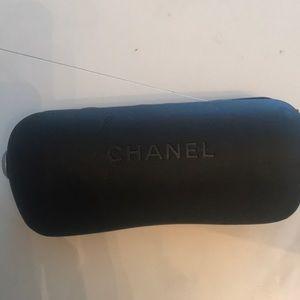 Chanel sun glasses case